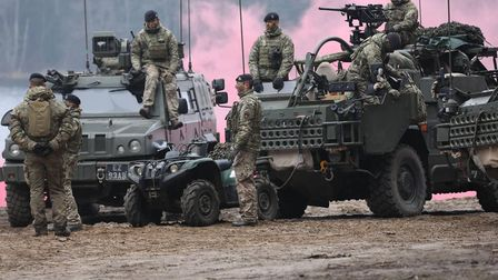 From submerging themselves into cold lakes to survival missions without a tent or sleeping bag, Norfolk troops have...