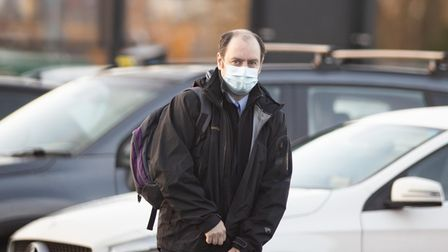 Last days of freedom for former paramedic Andrew Wheeler prior to being found guilty of rape. He will be sentenced next month