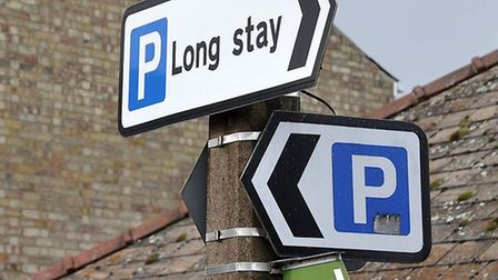 Parking in Ely