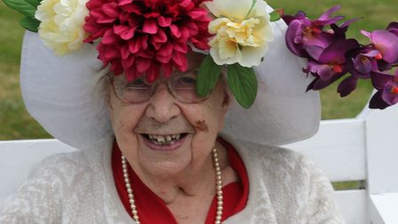 Bessie Coulson is 105 this month
