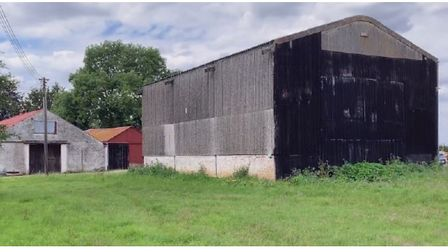 Dilapidated farm buildings near Wilburton could be turned into a gin distillery if approval is given by East Cambs Council.