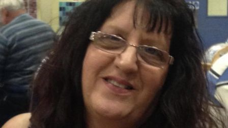 Helen Brooks, from Stowmarket, died with coronavirus at Ipswich Hospital on New Year's Eve