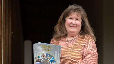 Bridget Keevil, owner of Travel Stop travel agency. Picture: SARAH LUCY BROWN