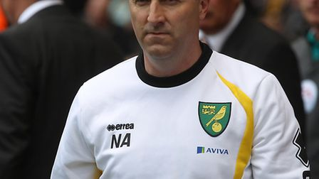 Norwich manager Neil Adams wants to instil a fear factor for opponents at Carrow Road. Picture by Pa