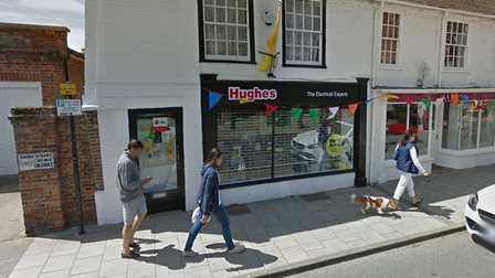 Southwold's Hughes store closed last summerand is set to be replaced by a sandwich deli