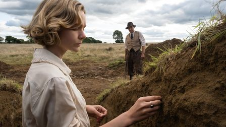 The Dig reimagines the events of the 1939 excavation of Sutton Hoo starring Carey Mulligan and Ralph