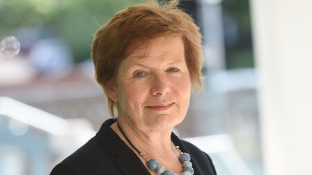 Mary Evans has served key roles at Suffolk County Council as deputy leader and with cabinet position