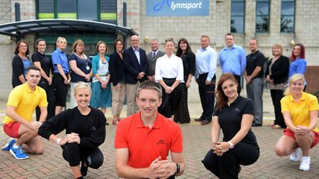 The Launch of Alive Lynnsport in King's Lynn. Picture: Matthew Usher.