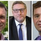 Three mayoralty candidates for 2021