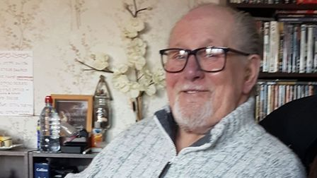 Reg Davies, 84, from Witham, has gone viral on TikTok with his video of him getting the Covid-19 vaccine.