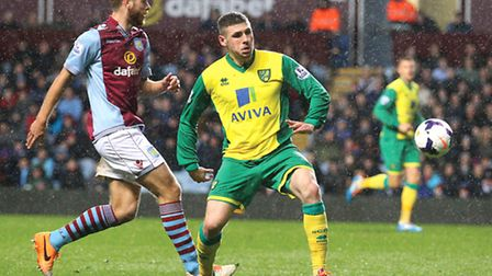 Injured Norwich City striker Gary Hooper has been ruled out of Watford's weekend Championship visit.