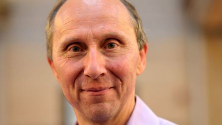 Babergh District Council leader John Ward described Nick Ridley as 'one of Suffolk's finest sons'. P