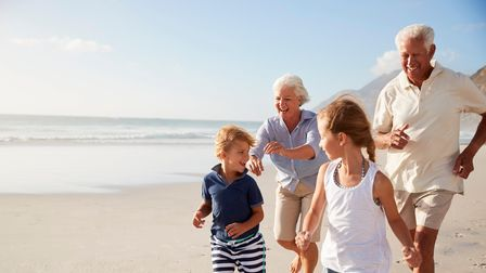 Grandparents are increasingly providing childcare support in the school holidays but are there any r