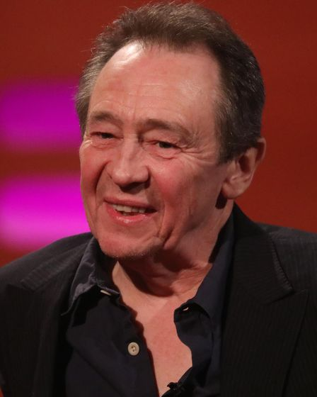 Embargoed to 0001 Monday August 17 File photo dated 31/1/2019 of Paul Whitehouse who has said life w