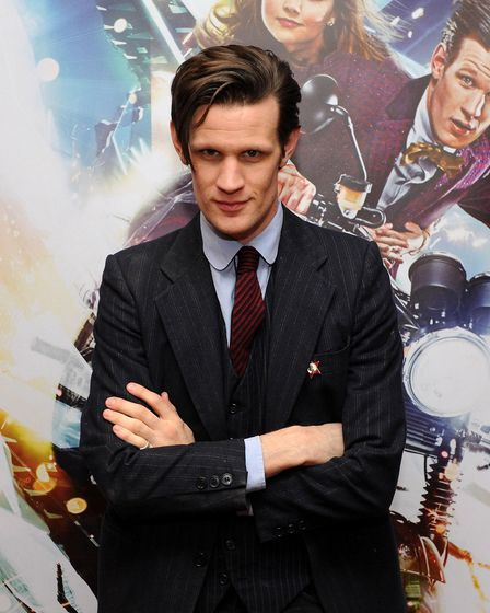 File photo dated 15/3/2013 of Matt Smith, who will join three other stars who have taken the lead ro