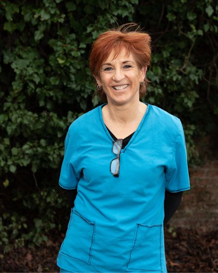 Senior Partner at Hadleigh Group Practice, Dr Ruth Nabarro