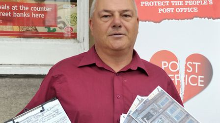 Paul Clapp has resigned from a Cambridgeshire committee after being told he has severe dyslexia and