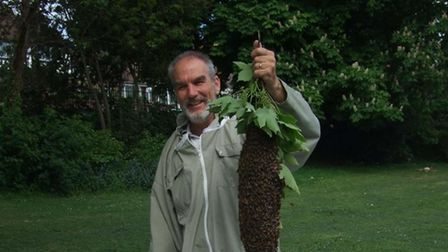 Alasdair Bruce, chairman of East Devon Beekeepers Association, writes for this title