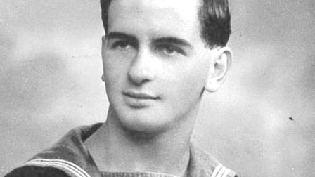 Raymond Banger as an 18-year-old. Picture: SUPPLIED