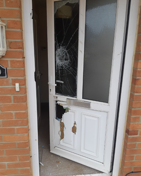 Three have been arrested – and £100,000 in cash and 108 cannabis plants seized – following a raid by police in March...