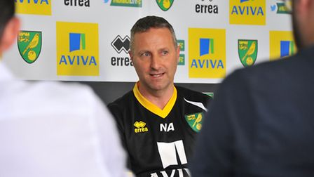 Norwich City boss Neil Adams hasn't had the easiest opening weeks to the season following defeat at