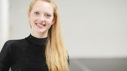Bryony Rowe has won a place at SLP College – College of Performing Arts' in Leeds Picture: Ian Burt