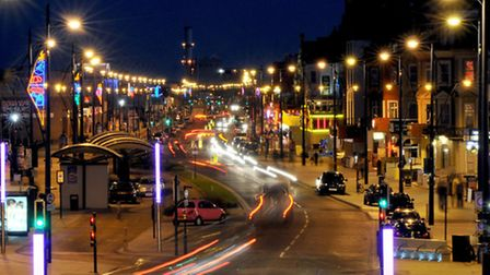 The Golden Mile on Great Yarmouth seafront.Photo: Andy Darnell