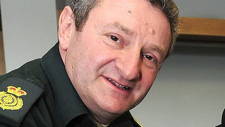 Paul Leaman, who is the assistant chief executive of the East of England Ambulance Service.
