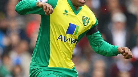 Leroy Fer returns to training with Norwich City this week. Picture by Paul Chesterton/Focus Images L