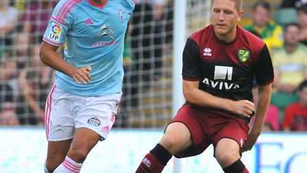 Norwich City defender Michael Turner insists transfer speculation is not a major distraction. Pictur
