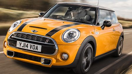Third-generation MINI hatchback is more grown-up, losing some of its idiosyncrasies but retaining th