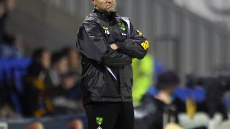 Norwich manager Neil Adams is mindful of burnout on his squad. Picture by Paul Chesterton/Focus Imag