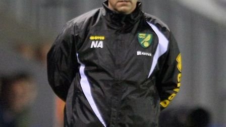 Norwich manager Neil Adams has no fears about a trip to Championship crisis club Blackpool. Picture