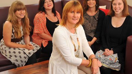 The Magdalene Group, Norwich that amongst other things offer a befriending service to children who a