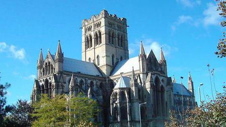 Heritage Open Days 2014: Cathedral of St John the Baptist, Norwich.
