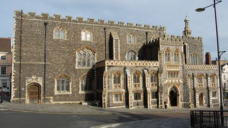 Heritage Open Days 2014: The Guildhall, Norwich.