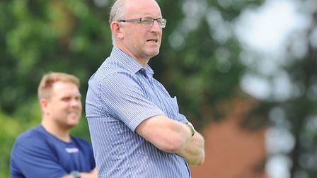 Stewart Larter couldn't have asked for a much better start to life at the helm of his beloved Wroxha