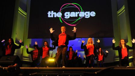 The 2012 Bernard Matthews Youth Awards at the Open Youth Venue. Dancers from the Garage. Picture: De