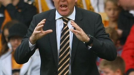 Wolves Manager Kenny Jackett during the Sky Bet Championship match against Norwich City at Molineux,