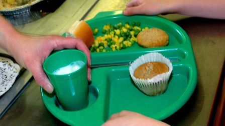 All Norfolk schools have been able to deliver free school meals for infants. Photo: Chris Radburn/PA