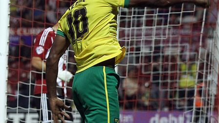 Cameron Jerome has been an instant hit at Norwich City. Picture by Paul Chesterton/Focus Images Ltd