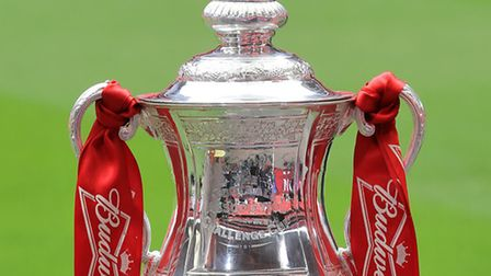 The FA Cup. Picture: PA/Nick Potts