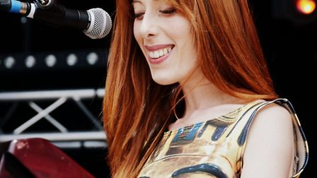 Nina Baker has been nominated for a couple of awards by Best of British Unsigned.