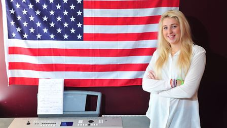 Ellie Pybus has secured a place at Berklee College in Amercia to study music but need financial help