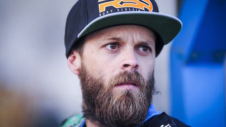 Rory Schlein had a disappointing night as the Stars surrendered top spot at the death to the reignin
