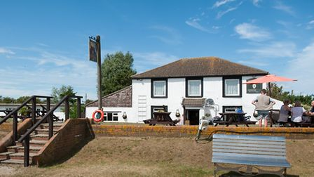 The Berney Arms is up for sale. Photo: Bill Smith