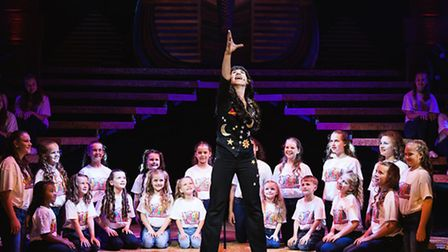 Joseph and the Amazing Technicolor Dreamcoat is coming to Norwich Theatre Royal in October 2014.Pict