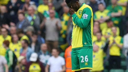 Joseph Yobo could be set for a shock move to Arsenal. Picture by Paul Chesterton/Focus Images