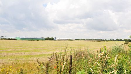 A planning application has been made to build on Reydon Smere.