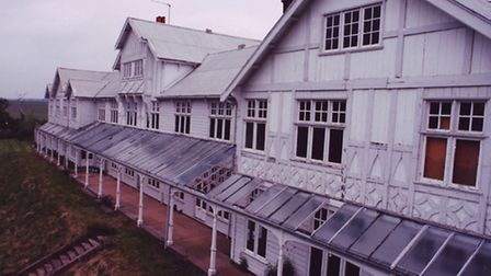 Mundesley Hospital. Date: Aug 1995. Picture: EDP Library